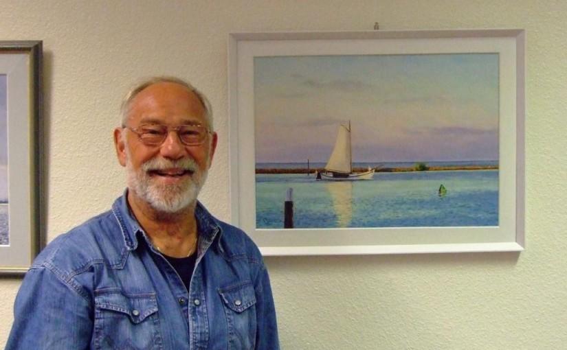 Neue Bilderausstellung im Pfarrheim