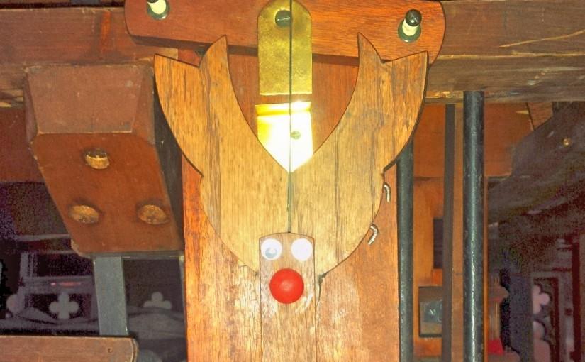 Rudi the Red-Nosed Reindeer