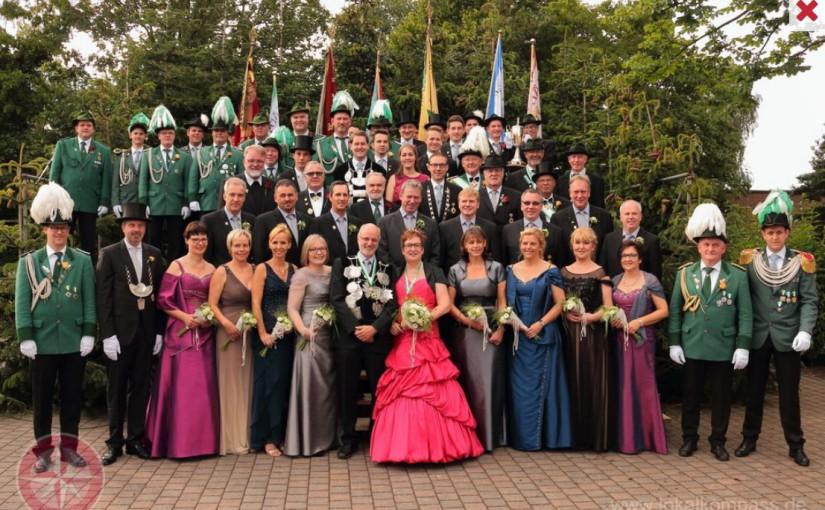 König Wolfgang und Königin Beatrix