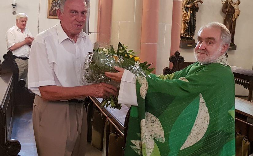 Mit 80 Jahren in den Ruhestand