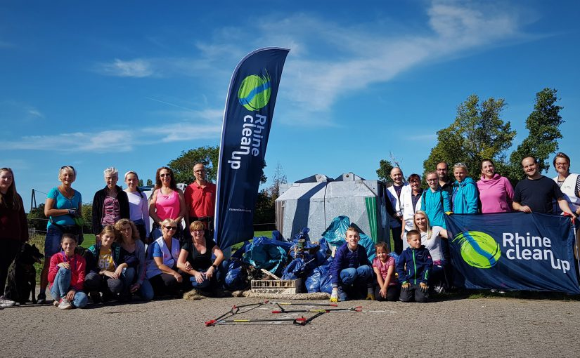Rhine Clean Up 2019