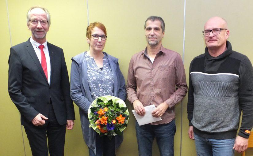 Ehrenpreisträger in Ginderich