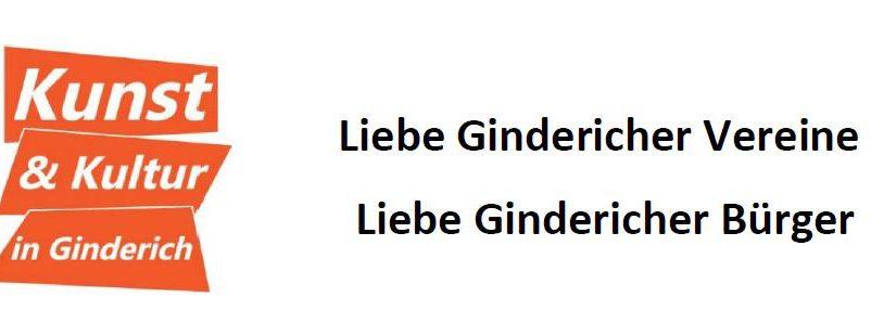 Gindericher-Bühne